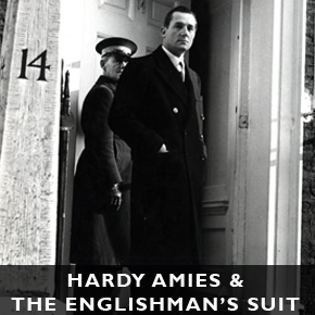 Hardy Amies & The Englishman's Suit
