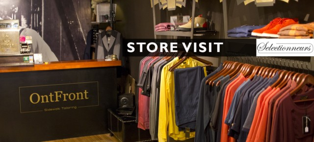 STORE VISIT: OntFront (Amsterdam)