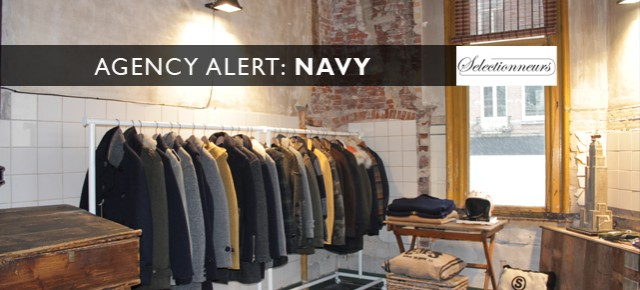 Agency Alert: Navy Agency