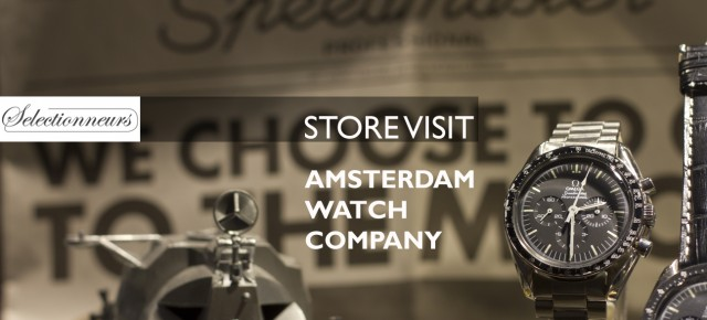 STORE VISIT - Amsterdam Watch Company