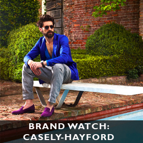 Brand 2 Watch: Casely-Hayford