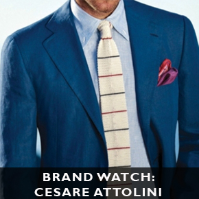 Brand Watch: Cesare Attolini