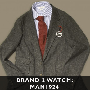 Brand to Watch: MAN 1924