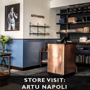 Store Visit: Artu Napoli (Rotterdam)