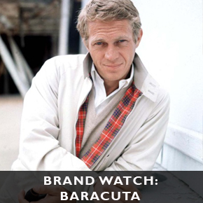 Brand Watch: Baracuta