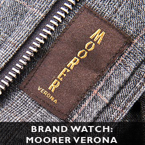 Brand Watch: Moorer Verona