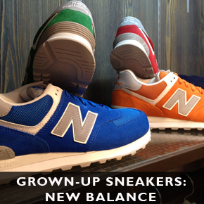Sneakers for Men: New Balance