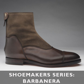 Shoemaker Series: Barbanera