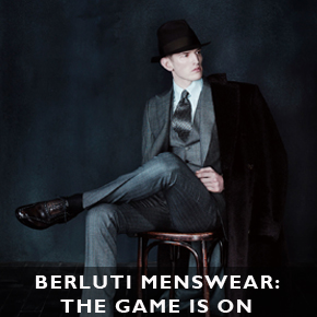 Berluti Menswear