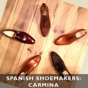Spanish Shoemakers Series Pt. 2: Carmina