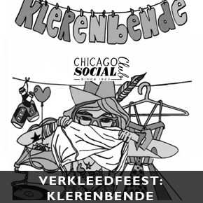 Klerenbende! 8 April @ Chicago Social Club