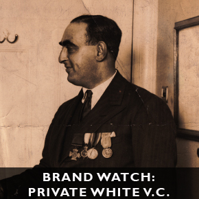 BRAND WATCH: Private White V.C.
