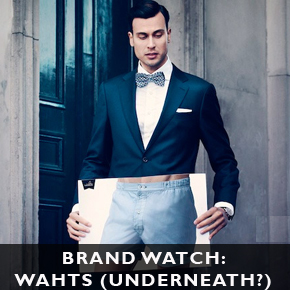 Brand Watch: Wahts Underneath?!