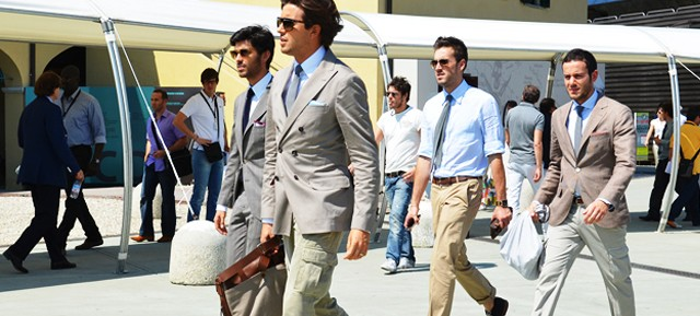 Pitti Uomo 2011