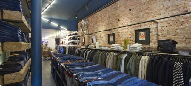 Store Visit: Tenue de Nîmes (Amsterdam)