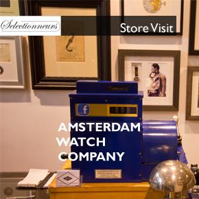 Store Visit: Amsterdam Watch Company