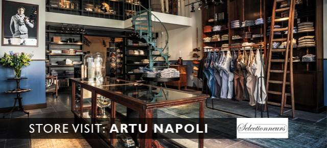 Store Visit: Artu Napoli (Rotterdam)