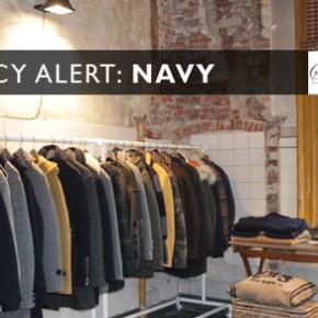 Agency Alert: Navy Agency