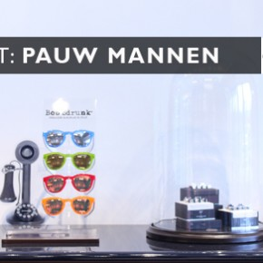Store Visit: Pauw Mannen (Amsterdam)