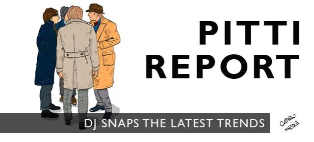 Report: Pitti Uomo #83