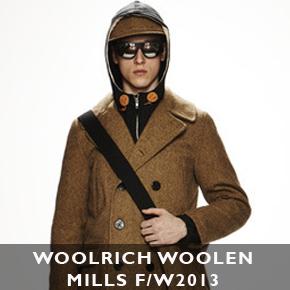 Woolrich Woolen Mills F/W 2013 by Marc McNairy