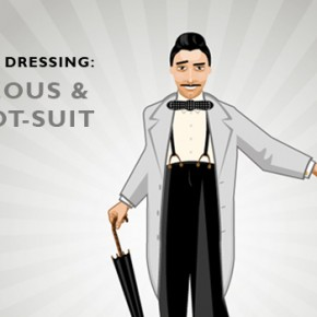 Disobedient Dressing: The Zazous & The Zoot-Suit