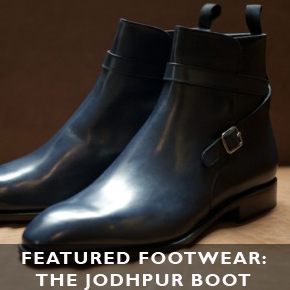 Footwear Feature: Jodhpur Boots