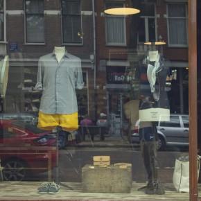 Store visit: 1 (Amsterdam)