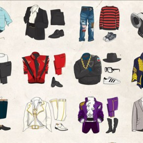 Illustrated Menswear Monday