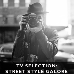TV SELECTION: 5 Minutes of Street Style Galore @NYFW by LiamSawThis