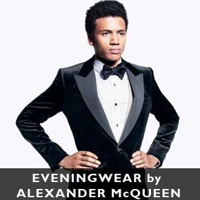 Eveningwear According to Alexander McQueen