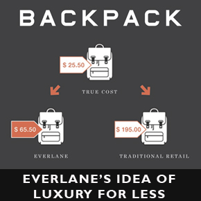 Affordable Luxury According to Everlane