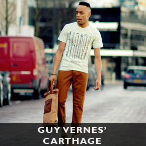 Brand 2 Watch: Guy Vernes