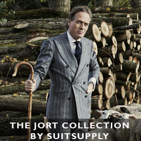 The Jort Collection by SUITSUPPLY