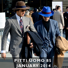 Pitti Uomo Trendreport