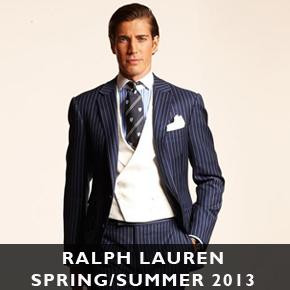 Ralph Lauren Spring/Summer 2013