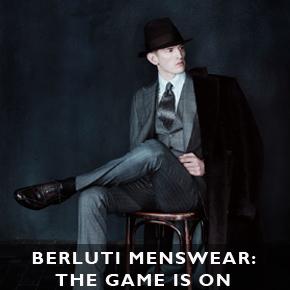 Berluti Menswear