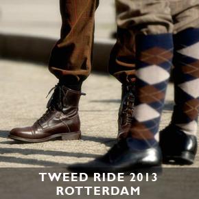 Tweed Ride Rotterdam